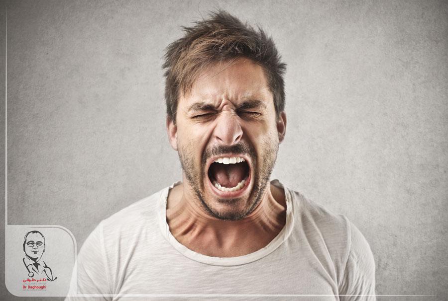 احساس خشم چیست؟