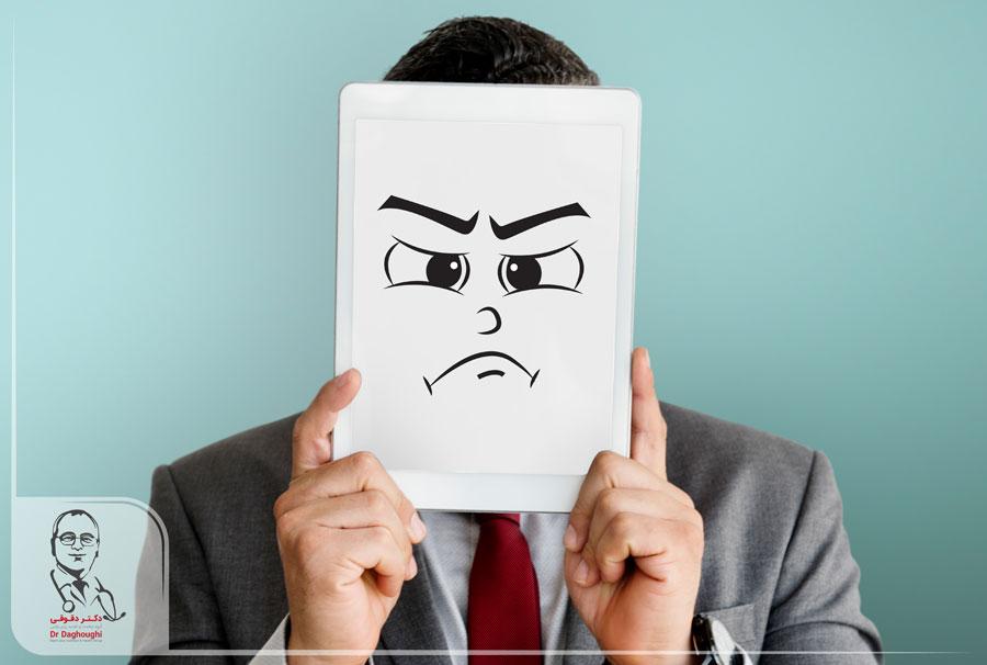 5 راه برای کنترل خشم