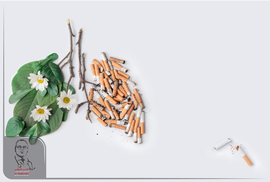 سیگاری دست سوم